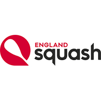 England Squahs and Racketball Logo