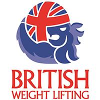 British Weightlifting logo