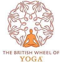 The British Wheel of Yoga Logo